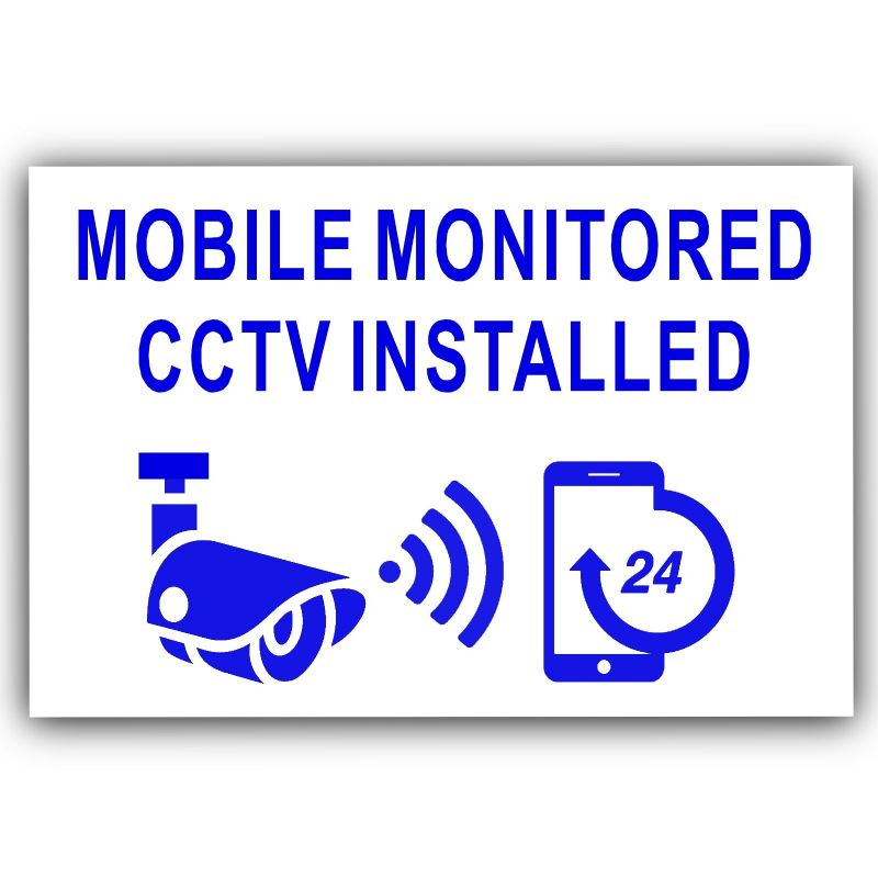 Design - Mobile Monitored CCTV Installed